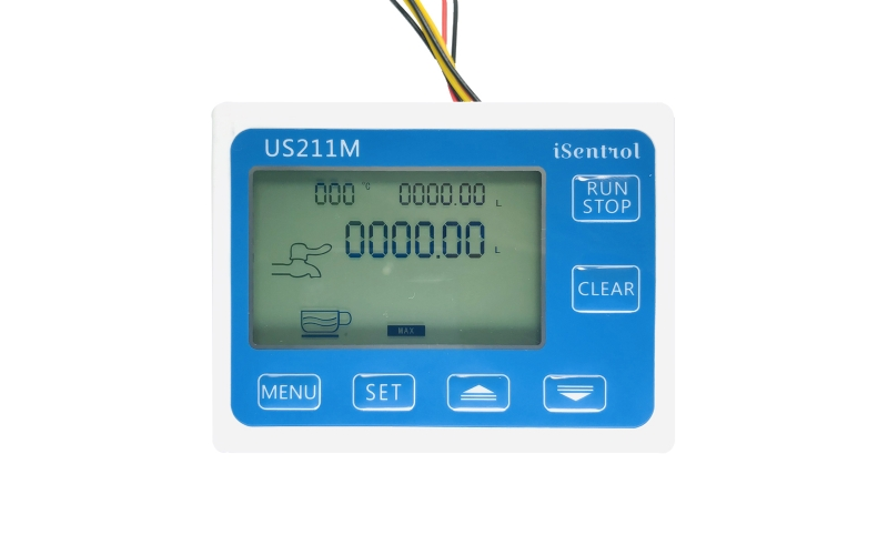 US211M Digital Flow Meter Dosage Controller
